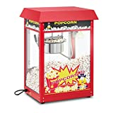 Royal Catering Macchina per Pop Corn Macchina per Fare i Pop-Corn RCPS-14 (Tetto...