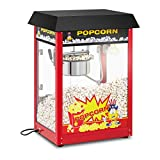 Royal Catering Macchina per Pop Corn Macchina per Fare i Pop-Corn RCPS-16EB (Tetto...