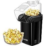Aicok Macchina per Popcorn, Popcorn Poppers ad Aria Calda Senza Grasso, Retro...